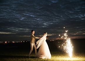 Mr.张 & Ms.严(纽约纽约最新客照)婚纱摄影照