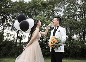 Mr.沈 & Ms.沈(纽约纽约最新客照)婚纱摄影照