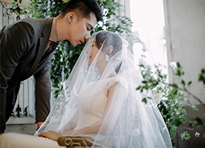 Mr.程 & Ms.王(纽约纽约最新客照)婚纱摄影照