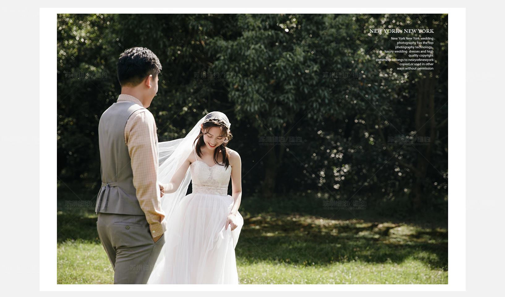 Mr.马 & Ms.江(纽约纽约最新客照)婚纱摄影照