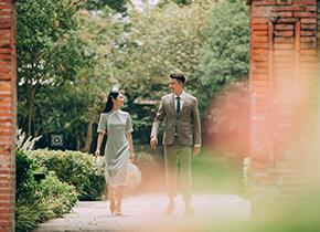 Mr.李 & Ms.陶(纽约纽约真实客照)婚纱摄影照