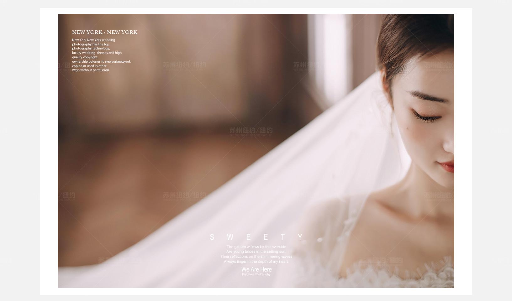 Mr.江 & Ms.吴(纽约纽约最新客照)婚纱摄影照