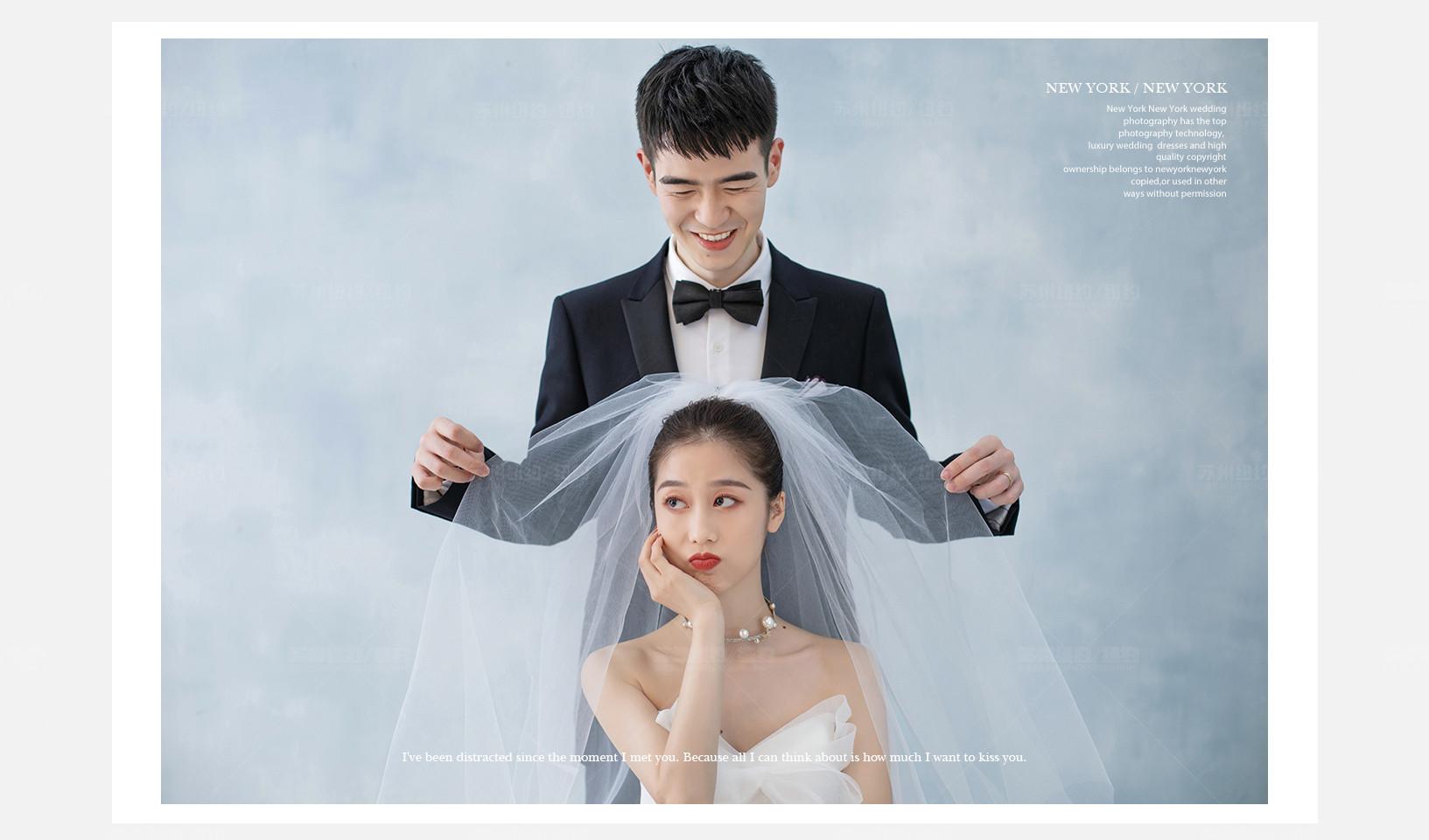 Mr.周 & Ms.顾(纽约纽约最新客照)婚纱摄影照