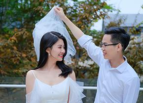 Mr.方 & Ms.赵(纽约纽约最新客照)婚纱摄影照