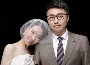 Mr.刘 & Ms.谢(纽约纽约最新客照)婚纱摄影照