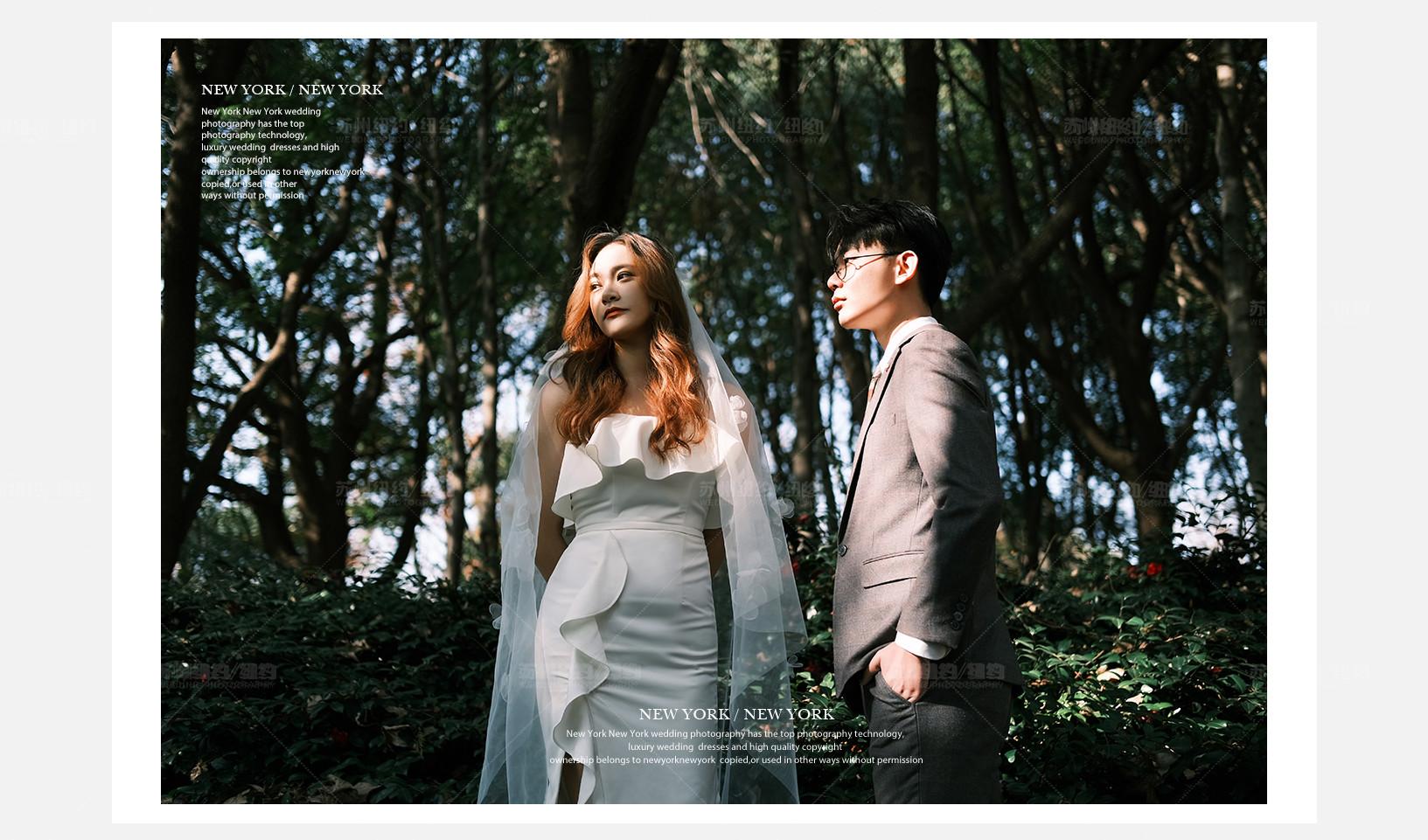 Mr.张 & Ms.汤(纽约纽约最新客照)婚纱摄影照