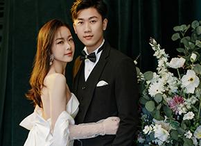 Mr.陈 & Ms.丁(纽约纽约最新客照)婚纱摄影照