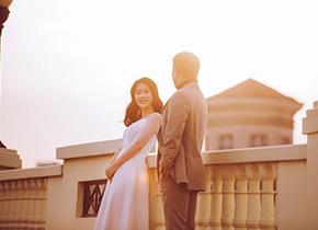 Mr.束 & Ms.赵(纽约纽约最新客照)婚纱摄影照