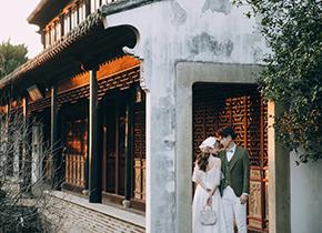 Mr.陈 & Ms.王(纽约纽约最新客照)婚纱摄影照