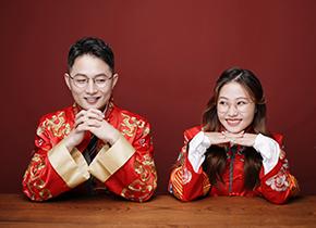 Mr.余 & Ms.胡(纽约纽约最新客照)婚纱摄影照