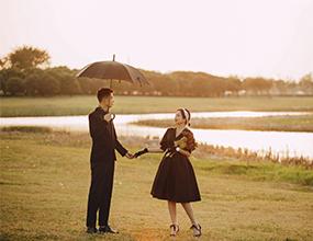 Mr.马 & Ms.杨(纽约纽约最新客照)婚纱摄影照