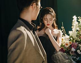 Mr.王 & Ms.冯(纽约纽约最新客照)婚纱摄影照