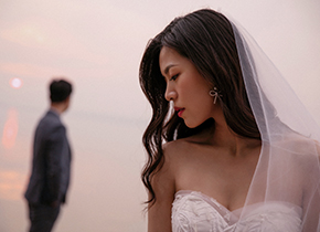 Mr.丁 & Ms.胡(纽约纽约最新客照)婚纱摄影照