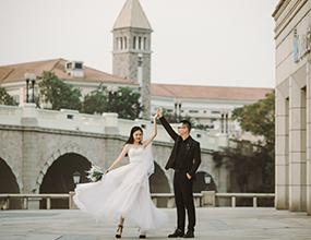 Mr.赵 & Ms.王(纽约纽约最新客照)婚纱摄影照