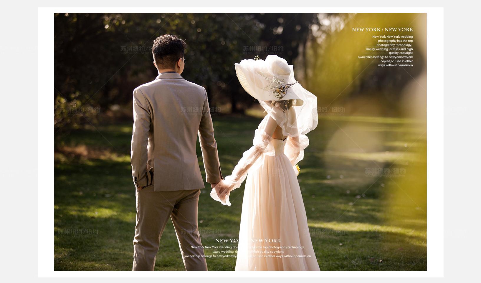 Mr.苏 & Ms.陆(纽约纽约最新客照)婚纱摄影照