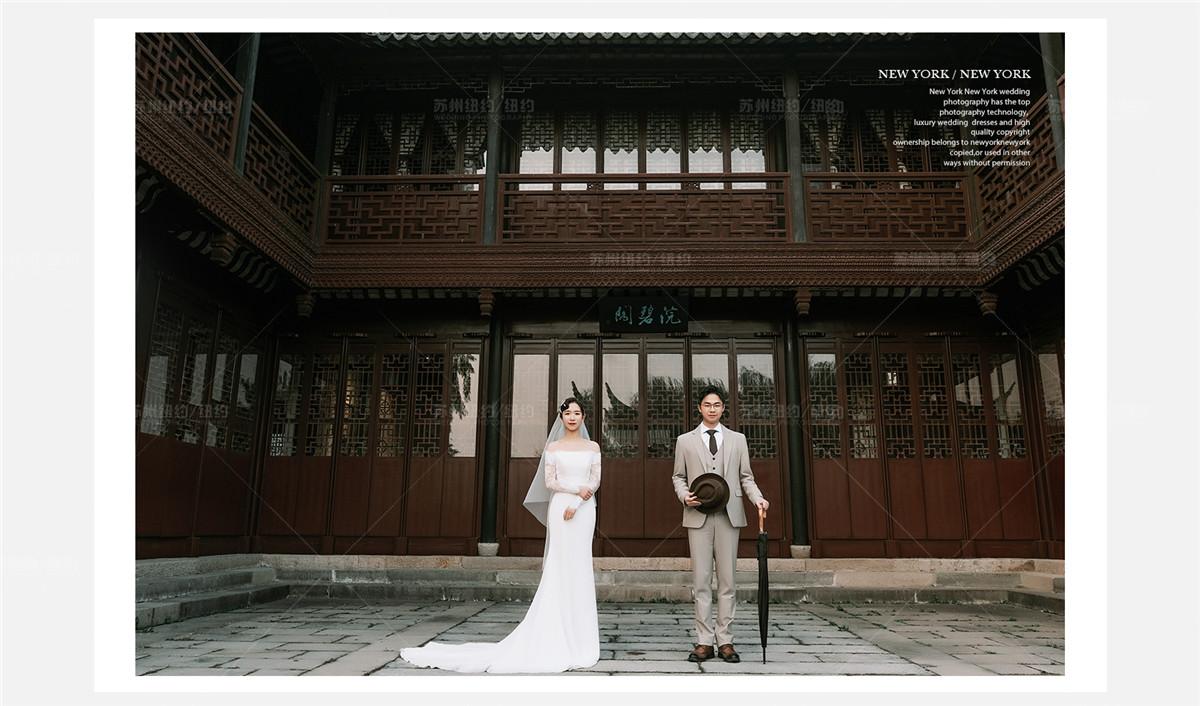 Mr.叶 & Ms.石(纽约纽约最新客照)婚纱摄影照