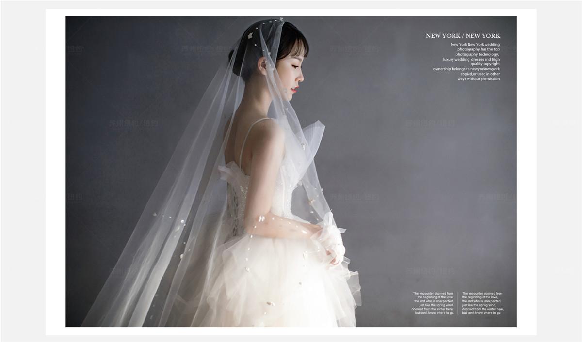 Mr.张 & Ms.葛(纽约纽约最新客照)婚纱摄影照