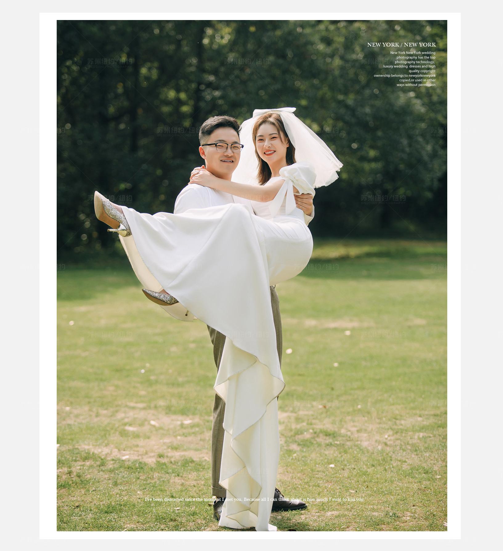 Mr.施 & Ms.邢(纽约纽约最新客照)婚纱摄影照