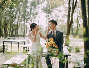 Mr.蔡 & Ms.黄(纽约纽约最新客照)