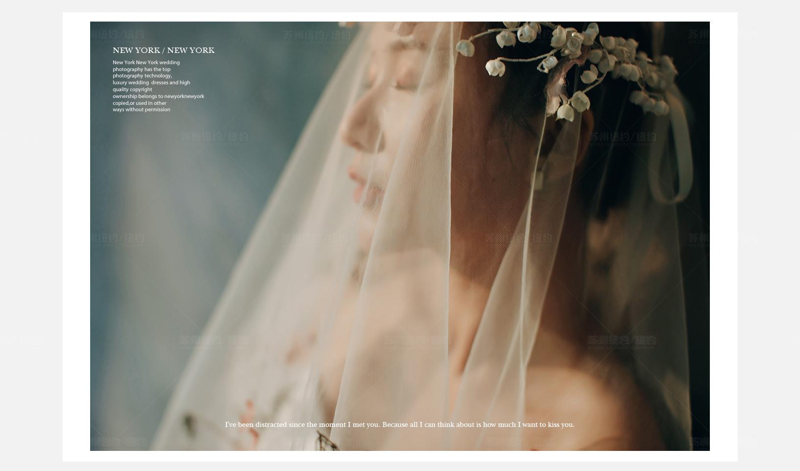 Mr.Jon & Ms.罗(纽约纽约最新客照)婚纱摄影照