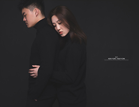 Mr.金 & Ms.马(纽约纽约最新客照)
