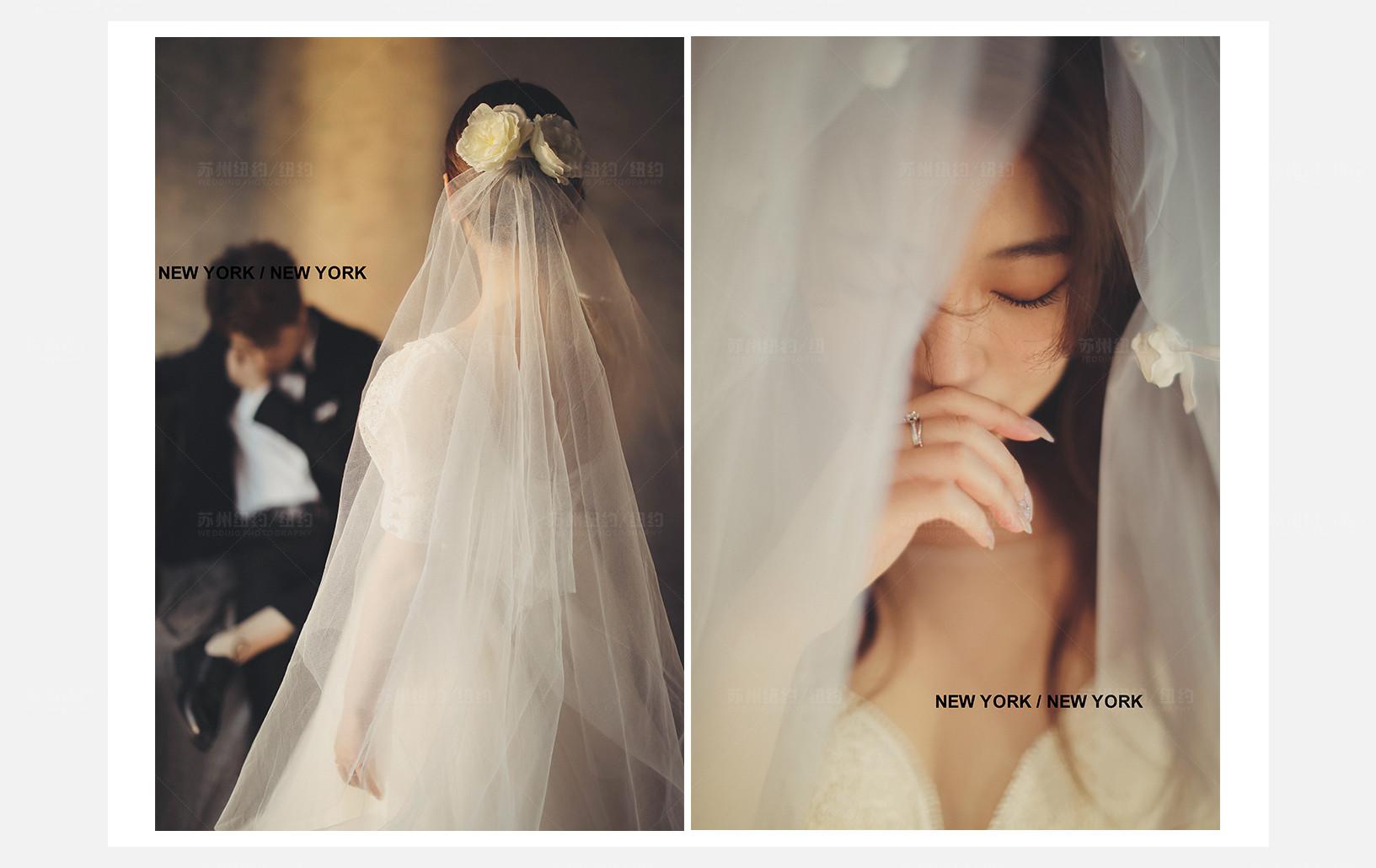 Mr.孙 & Ms.丁(纽约纽约最新客照)婚纱摄影照