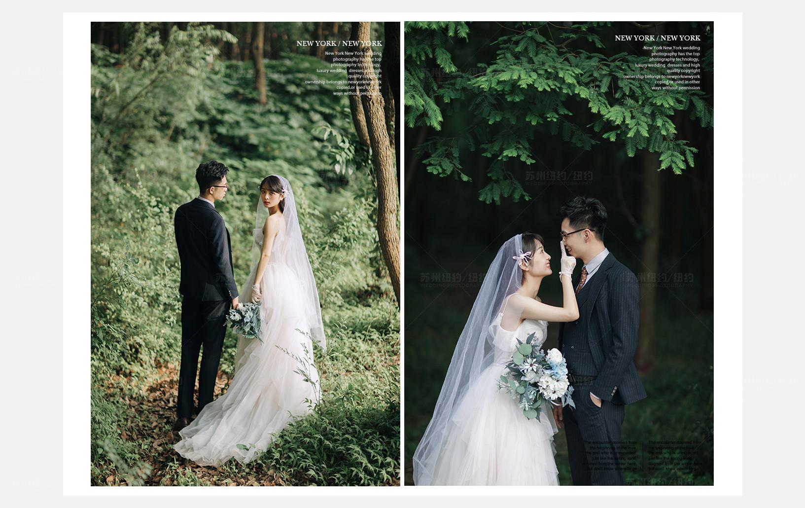 Mr.顾 & Ms.徐(纽约纽约最新客照)婚纱摄影照