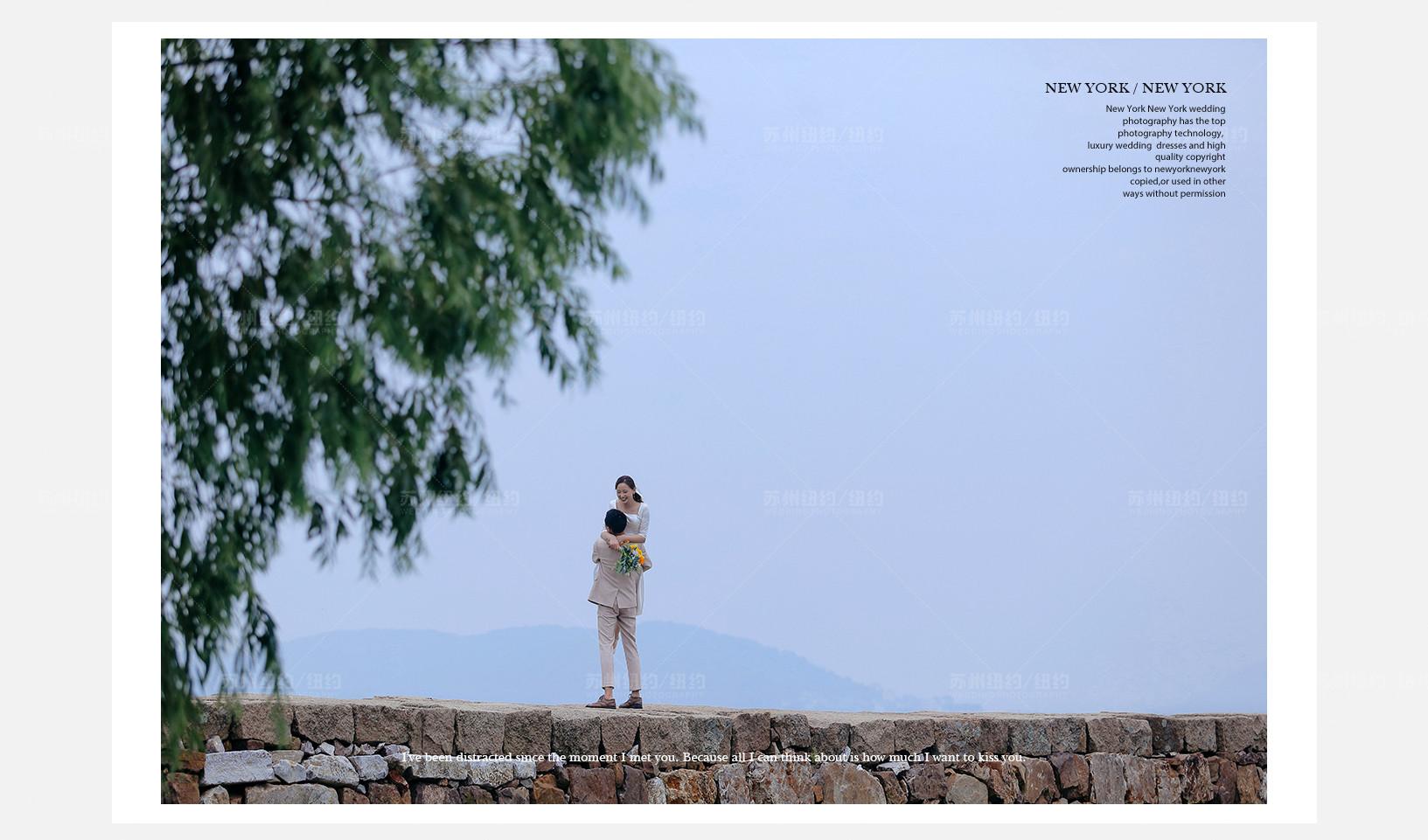 Mr.徐 & Ms.王(纽约纽约最新客照)婚纱摄影照