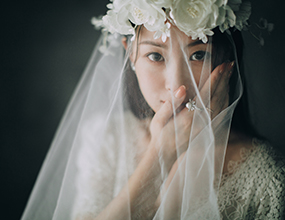 Mr.陆 & Ms.周(纽约纽约最新客照)婚纱摄影照